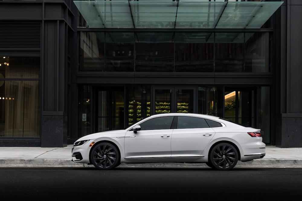 Pricing & Models For 2019 Volkswagen Arteon Announced